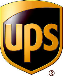 ups black yellow logo